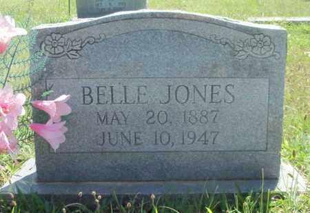 JONES, BELLE - Texas County, Missouri | BELLE JONES - Missouri Gravestone Photos