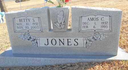 JONES, AMOS C. - Texas County, Missouri | AMOS C. JONES - Missouri Gravestone Photos