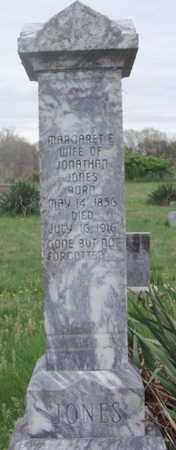 "JONES, MARGARET ELIZABETH ""MARY"" - Texas County, Missouri   MARGARET ELIZABETH ""MARY"" JONES - Missouri Gravestone Photos"