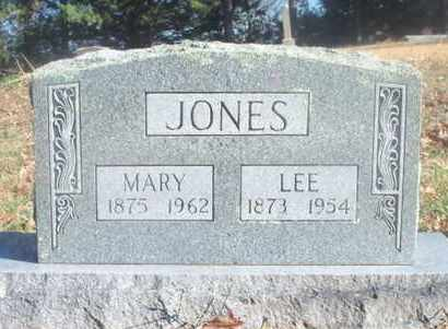 JONES, ANDREW LEE - Texas County, Missouri | ANDREW LEE JONES - Missouri Gravestone Photos