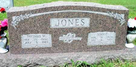 JONES, MABEL - Texas County, Missouri | MABEL JONES - Missouri Gravestone Photos