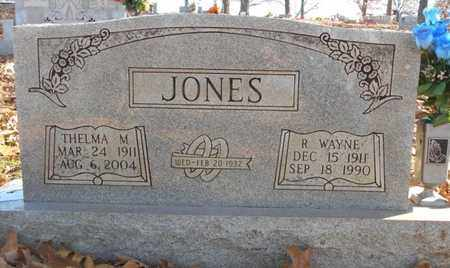 JONES, THELMA MAY - Texas County, Missouri | THELMA MAY JONES - Missouri Gravestone Photos