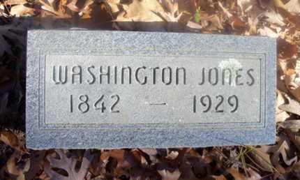 JONES, WASHINGTON - Texas County, Missouri   WASHINGTON JONES - Missouri Gravestone Photos