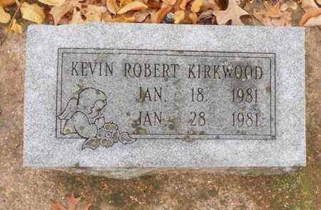 KIRKWOOD, KEVIN ROBERT - Texas County, Missouri   KEVIN ROBERT KIRKWOOD - Missouri Gravestone Photos