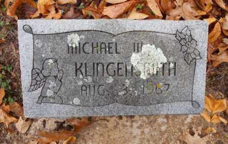KLINGENSMITH, MICHAEL W. - Texas County, Missouri | MICHAEL W. KLINGENSMITH - Missouri Gravestone Photos
