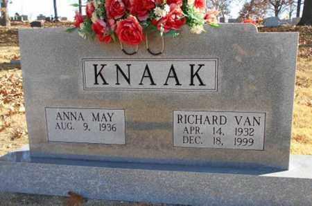 KNAAK, RICHARD VAN - Texas County, Missouri   RICHARD VAN KNAAK - Missouri Gravestone Photos