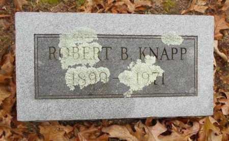 KNAPP, ROBERT B. - Texas County, Missouri | ROBERT B. KNAPP - Missouri Gravestone Photos