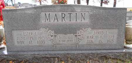 MARTIN, JAMES L. - Texas County, Missouri | JAMES L. MARTIN - Missouri Gravestone Photos