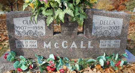 MCCALL, DELLA - Texas County, Missouri | DELLA MCCALL - Missouri Gravestone Photos