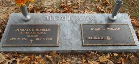 MCMILLIN, DERRALL E.  VETERAN VIETNAM - Texas County, Missouri   DERRALL E.  VETERAN VIETNAM MCMILLIN - Missouri Gravestone Photos