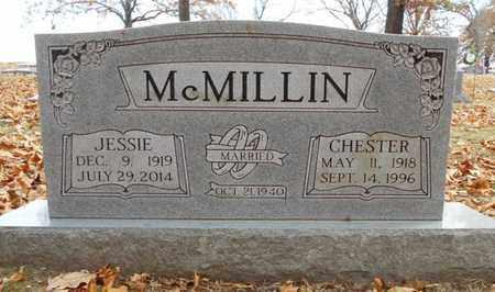 MCMILLIN, JESSIE - Texas County, Missouri | JESSIE MCMILLIN - Missouri Gravestone Photos