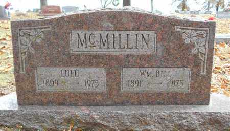 BROWN MCMILLIN, LULU - Texas County, Missouri | LULU BROWN MCMILLIN - Missouri Gravestone Photos