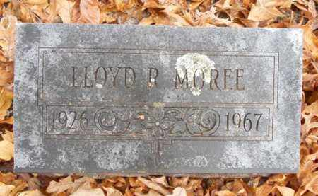 MOREE, LLOYD R. - Texas County, Missouri   LLOYD R. MOREE - Missouri Gravestone Photos