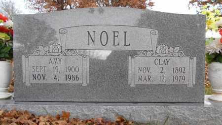NOEL, CLAY - Texas County, Missouri | CLAY NOEL - Missouri Gravestone Photos