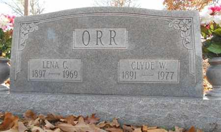 ORR, LENA C. - Texas County, Missouri | LENA C. ORR - Missouri Gravestone Photos