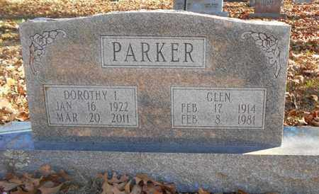 WOODMANSEE PARKER, DOROTHY IRENE - Texas County, Missouri | DOROTHY IRENE WOODMANSEE PARKER - Missouri Gravestone Photos