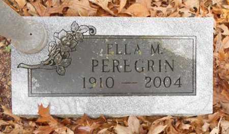 PEREGRIN, ELLA M. - Texas County, Missouri   ELLA M. PEREGRIN - Missouri Gravestone Photos
