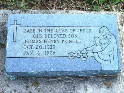 PRINGLE, THOMAS HENRY - Texas County, Missouri | THOMAS HENRY PRINGLE - Missouri Gravestone Photos