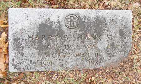 SHANK, HARRY B. SR   VETERAN WWII - Texas County, Missouri | HARRY B. SR   VETERAN WWII SHANK - Missouri Gravestone Photos