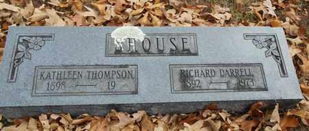 THOMPSON SHOUSE, EVA KATHLEEN - Texas County, Missouri | EVA KATHLEEN THOMPSON SHOUSE - Missouri Gravestone Photos
