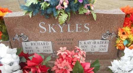 SKYLES, SAUNDRA KAY - Texas County, Missouri   SAUNDRA KAY SKYLES - Missouri Gravestone Photos