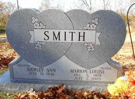SMITH, MARION LOUISE - Texas County, Missouri | MARION LOUISE SMITH - Missouri Gravestone Photos