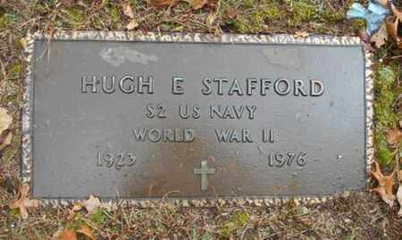 STAFFORD, HUGH E.  VETERAN WWII - Texas County, Missouri   HUGH E.  VETERAN WWII STAFFORD - Missouri Gravestone Photos