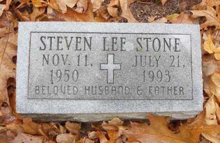 STONE, STEVEN LEE - Texas County, Missouri | STEVEN LEE STONE - Missouri Gravestone Photos