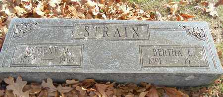 FIELDING STRAIN, BERTHA ELIZABETH - Texas County, Missouri | BERTHA ELIZABETH FIELDING STRAIN - Missouri Gravestone Photos