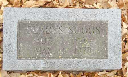 SUGGS, GLADYS - Texas County, Missouri | GLADYS SUGGS - Missouri Gravestone Photos