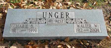 BYRD UNGER, MARIE - Texas County, Missouri | MARIE BYRD UNGER - Missouri Gravestone Photos