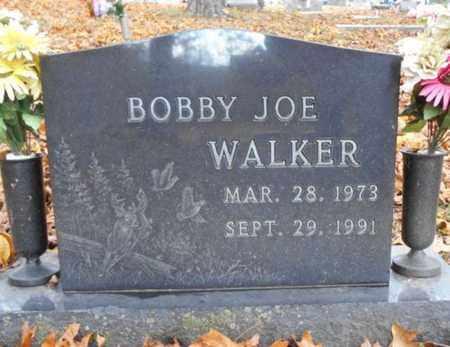 WALKER, BOBBY JOE - Texas County, Missouri | BOBBY JOE WALKER - Missouri Gravestone Photos