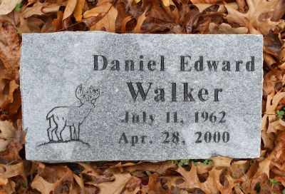 WALKER, DANIEL EDWARD - Texas County, Missouri   DANIEL EDWARD WALKER - Missouri Gravestone Photos