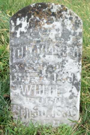 WHITE, CHARLES S. - Texas County, Missouri | CHARLES S. WHITE - Missouri Gravestone Photos