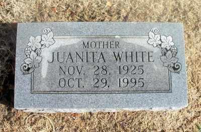 WHITE, OPAL JUANITA - Texas County, Missouri | OPAL JUANITA WHITE - Missouri Gravestone Photos