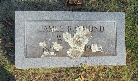 WHITE, JAMES RAYMOND - Texas County, Missouri   JAMES RAYMOND WHITE - Missouri Gravestone Photos