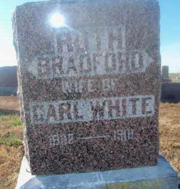 WHITE, RUTH - Texas County, Missouri   RUTH WHITE - Missouri Gravestone Photos