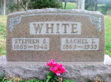 WHITE, STEPHEN STEFFINS - Texas County, Missouri   STEPHEN STEFFINS WHITE - Missouri Gravestone Photos