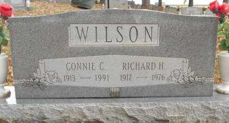 WILSON, RICHARD HOWARD - Texas County, Missouri | RICHARD HOWARD WILSON - Missouri Gravestone Photos