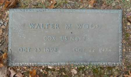 WOOD, WALTER M.  VETERAN - Texas County, Missouri | WALTER M.  VETERAN WOOD - Missouri Gravestone Photos