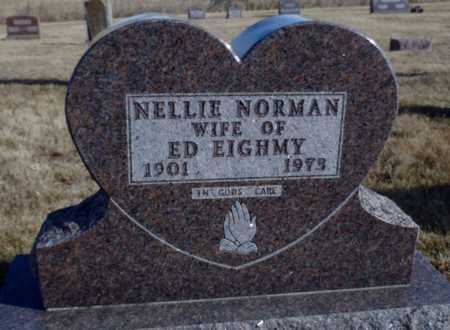 NORMAN EIGHMY, NELLIE - Worth County, Missouri | NELLIE NORMAN EIGHMY - Missouri Gravestone Photos