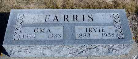 LUNSFORD FARRIS, OMA - Worth County, Missouri   OMA LUNSFORD FARRIS - Missouri Gravestone Photos