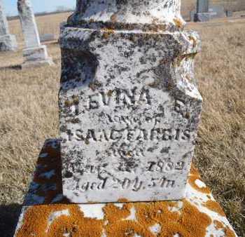 FARRIS, LAVINA E. - Worth County, Missouri   LAVINA E. FARRIS - Missouri Gravestone Photos
