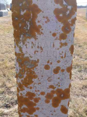 FOLCHE, CONRAD - Worth County, Missouri   CONRAD FOLCHE - Missouri Gravestone Photos