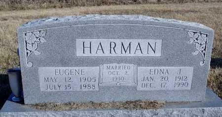 HARMAN, EDNA JOE - Worth County, Missouri | EDNA JOE HARMAN - Missouri Gravestone Photos