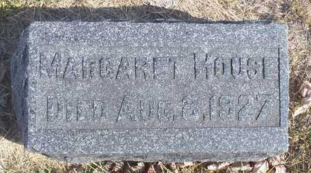 HOUSE, MARGARET - Worth County, Missouri | MARGARET HOUSE - Missouri Gravestone Photos