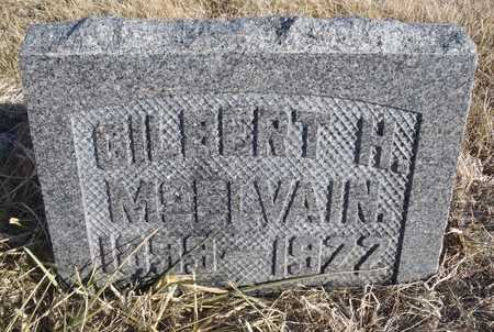 MCELVAIN, GILBERT H. - Worth County, Missouri | GILBERT H. MCELVAIN - Missouri Gravestone Photos