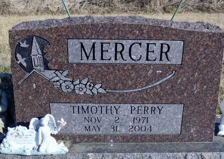 MERCER, TIMOTHY PERRY - Worth County, Missouri | TIMOTHY PERRY MERCER - Missouri Gravestone Photos