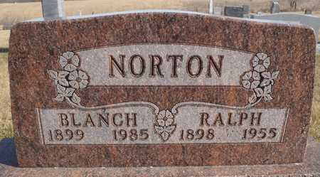 NORTON, RALPH - Worth County, Missouri | RALPH NORTON - Missouri Gravestone Photos