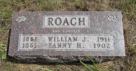 ROACH, WILLIAM J. - Worth County, Missouri | WILLIAM J. ROACH - Missouri Gravestone Photos